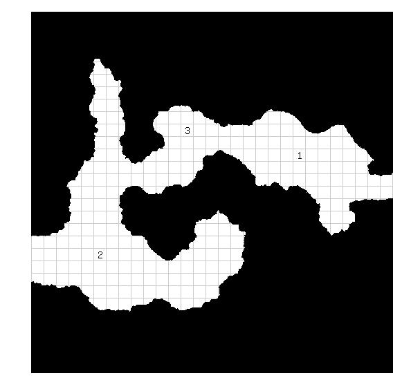 YumDM Donjon Generated Map
